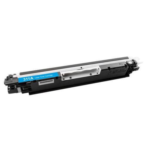 HP CE311A, 126A Cyan съвместима тонер касета