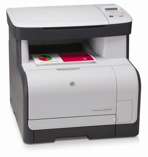 Принтер HP Color LaserJet CM1312 Multifunction Printer