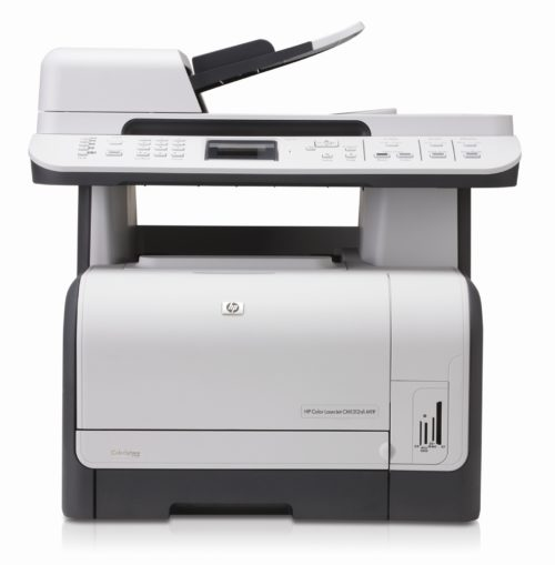 Принтер HP Color LaserJet CM1312nfi Multifunction Printer