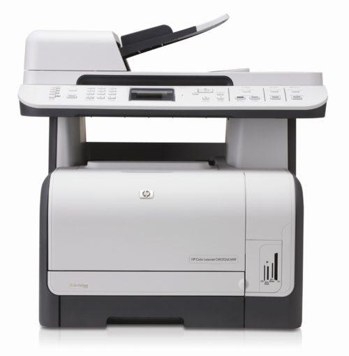 Принтер HP Color LaserJet CM1312nfi Multifunction Printer