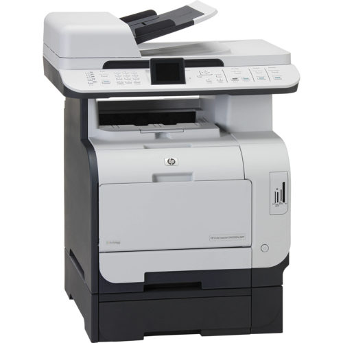 Принтер HP Color LaserJet CM2320fxi Multifunction Printer