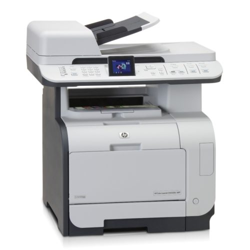 Принтер HP Color LaserJet CM2320n Multifunction Printer