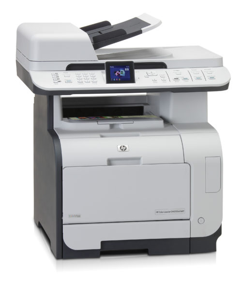 Принтер HP Color LaserJet CM2320nf Multifunction Printer