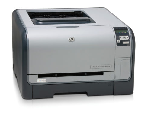 Принтер HP Color LaserJet CP1515n Printer