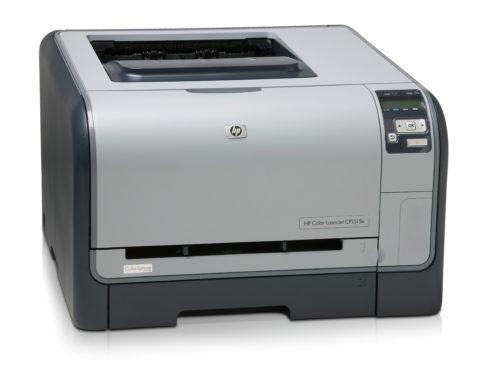 Принтер HP Color LaserJet CP1515n Printer