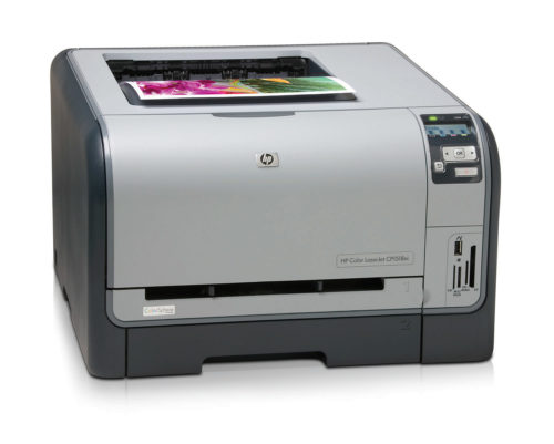 Принтер HP Color LaserJet CP1518ni Printer