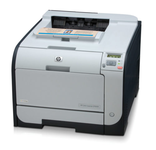 Принтер HP Color LaserJet CP2025 Printer
