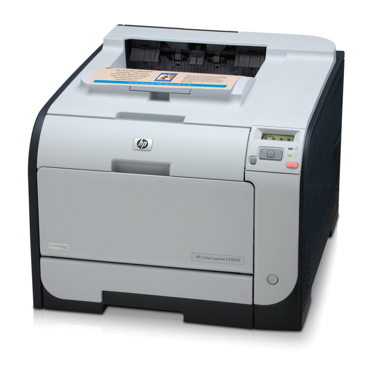 Принтер HP Color LaserJet CP2025 Printer
