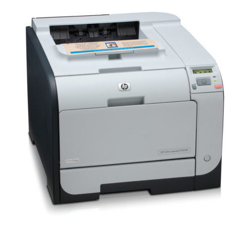 Принтер HP Color LaserJet CP2025dn Printer