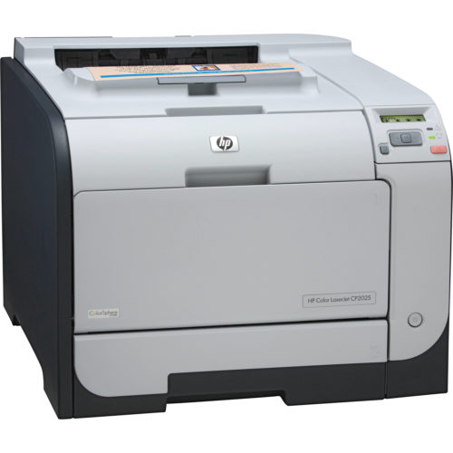 Принтер HP Color LaserJet CP2025n Printer