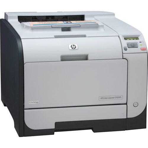Принтер HP Color LaserJet CP2025n Printer
