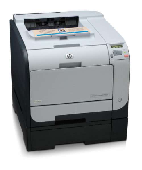 Принтер HP Color LaserJet CP2025x Printer
