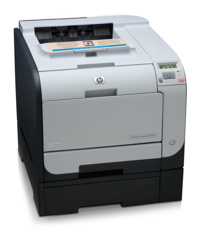 Принтер HP Color LaserJet CP2025x Printer