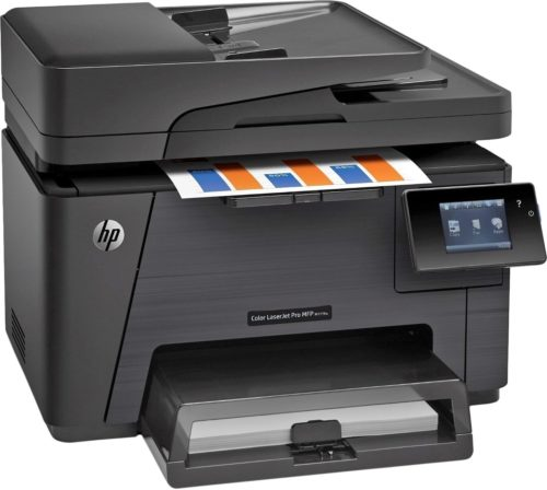 Принтер HP Color LaserJet Pro MFP M177fw