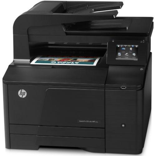 Принтер HP LaserJet Pro 200 color MFP M276n