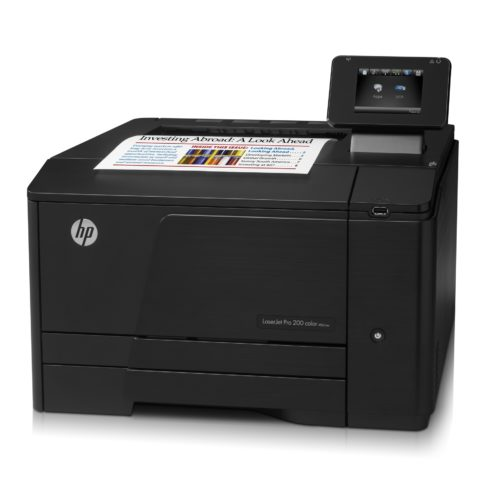 Принтер HP LaserJet Pro 200 color Printer M251nw