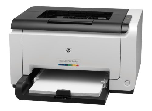 Принтер HP LaserJet Pro CP1025 Color Printer