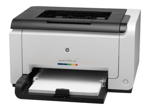 Принтер HP LaserJet Pro CP1025 Color Printer