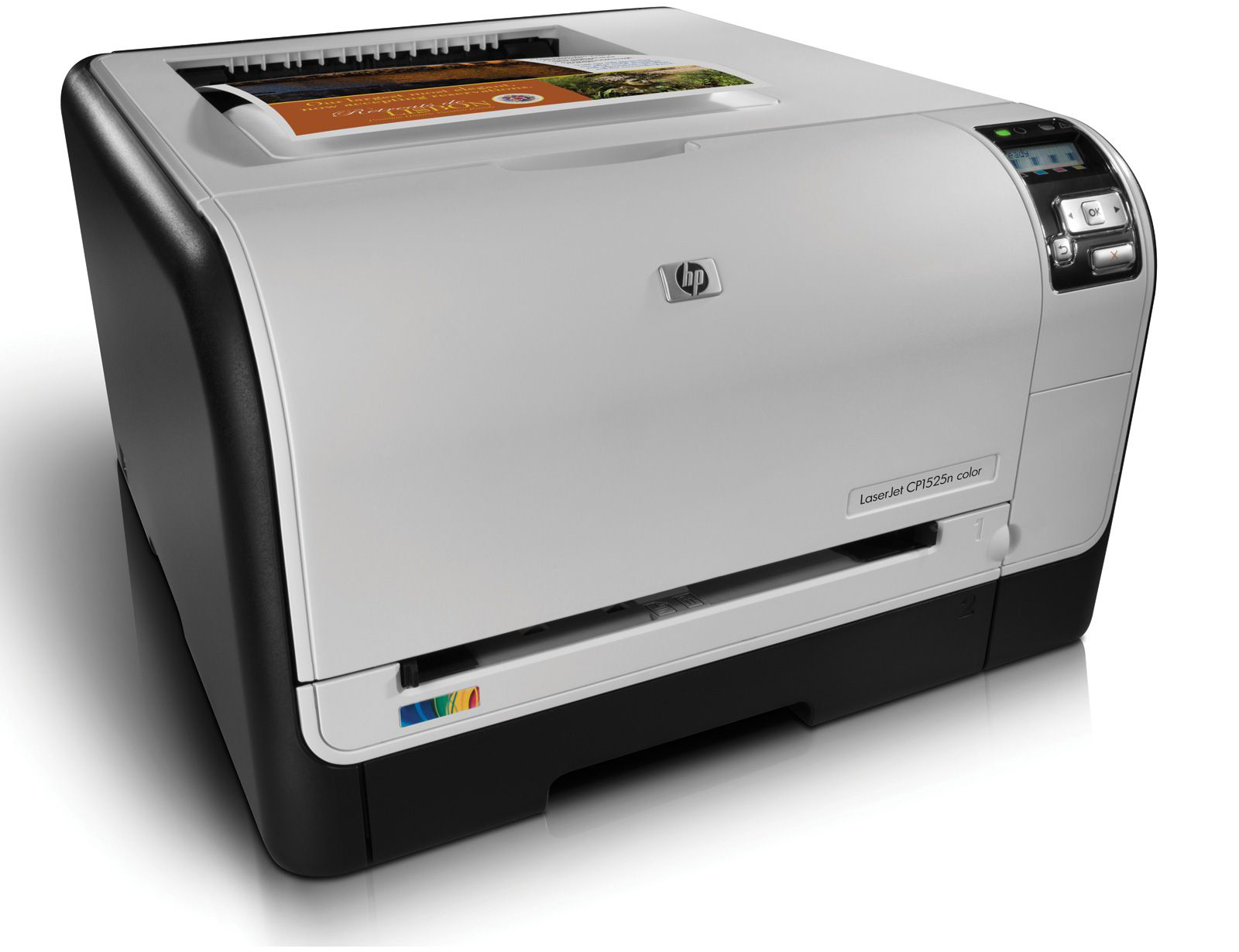 Принтер HP LaserJet Pro CP1525n Color Printer