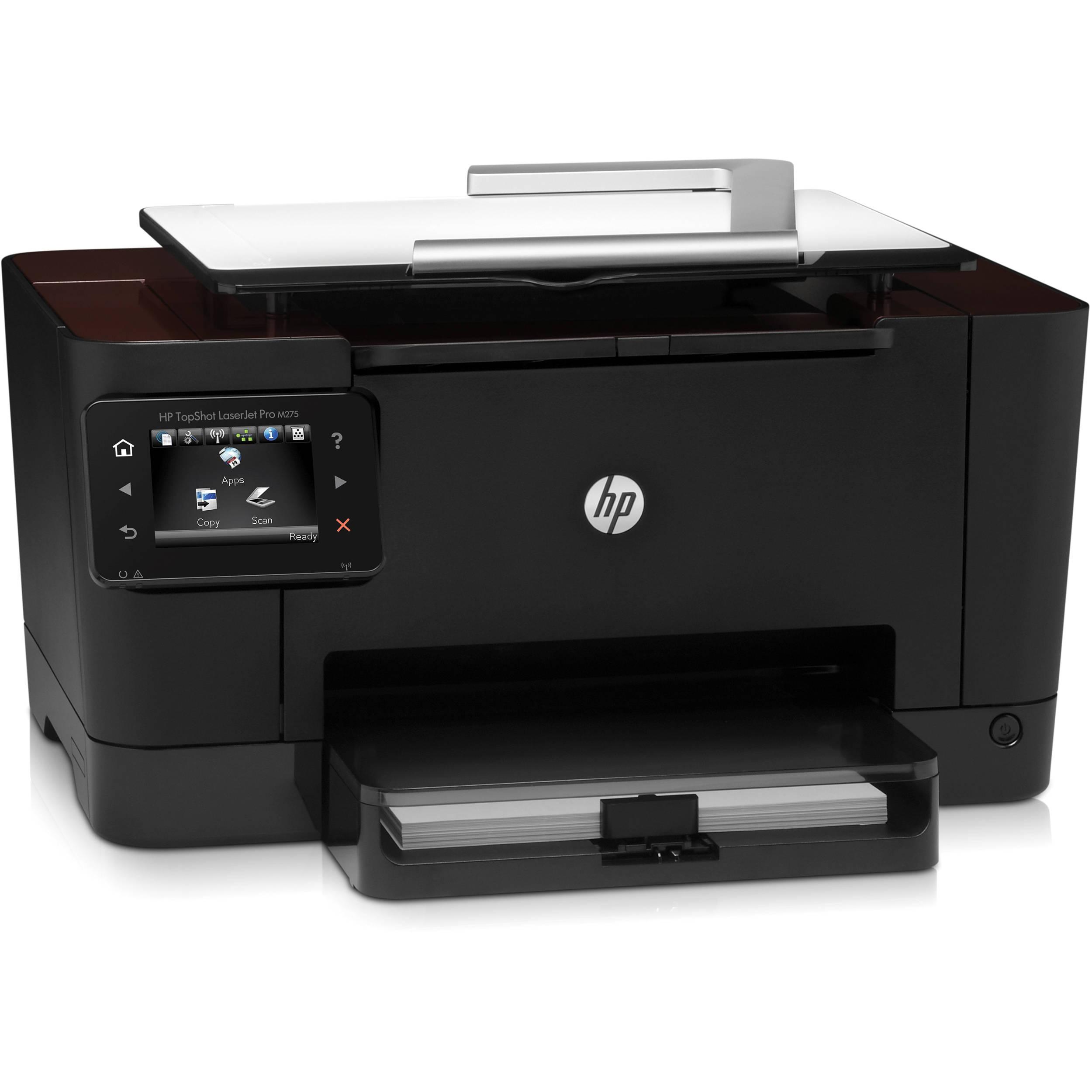 Принтер HP TopShot LaserJet Pro M275 MFP
