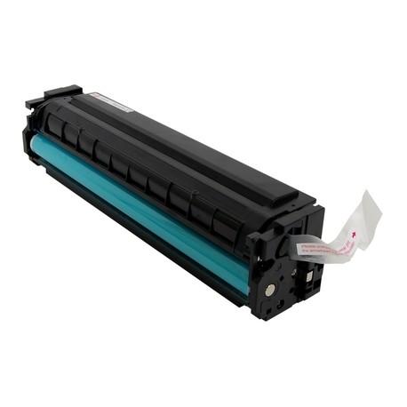 HP CF401X, 201X Cyan съвместима тонер касета