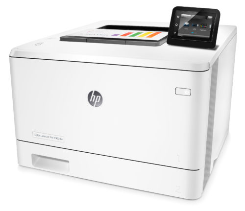 Принтер HP Color LaserJet Pro M452dw