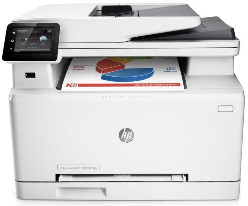 Принтер HP Color LaserJet Pro MFP M274n