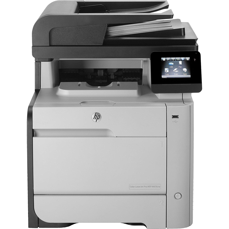 Принтер HP Color LaserJet Pro MFP M476nw
