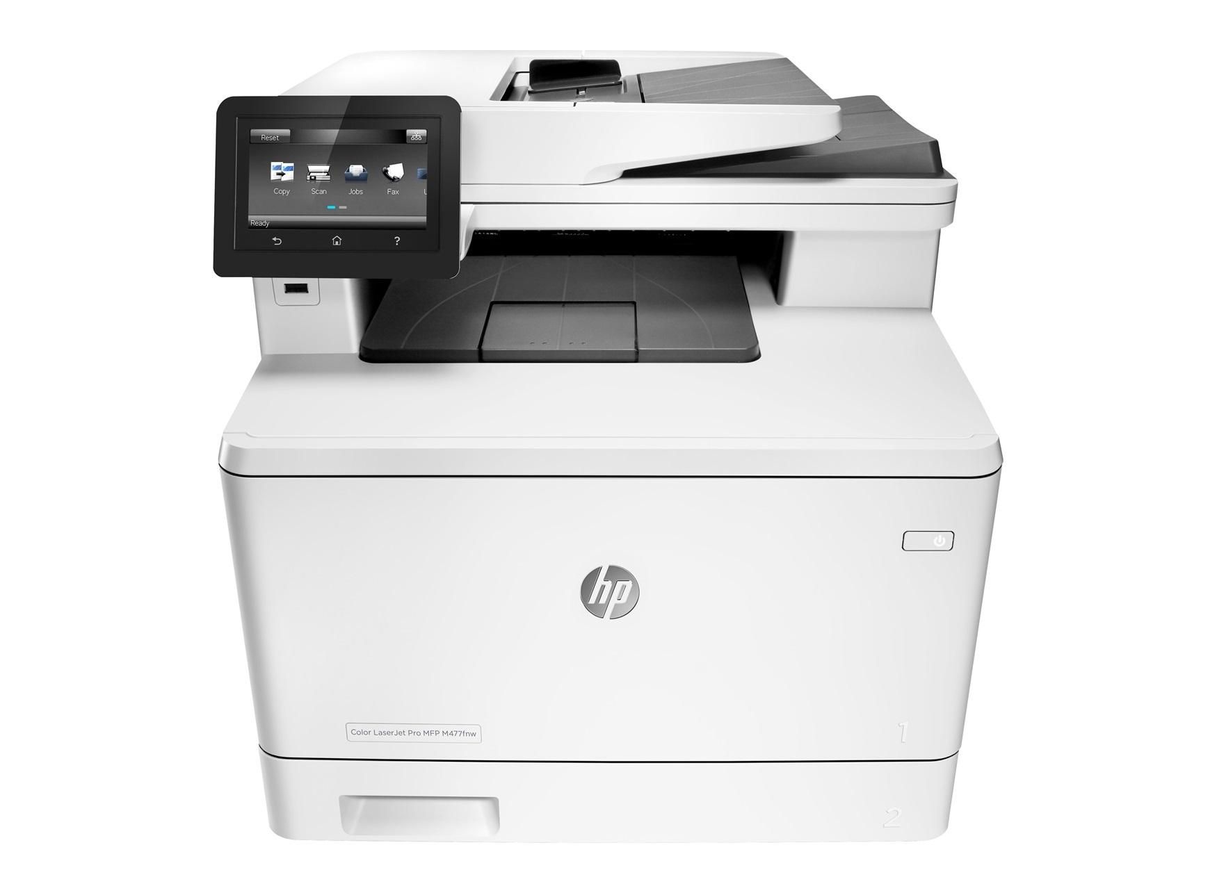 Принтер HP Color LaserJet Pro MFP M477fnw