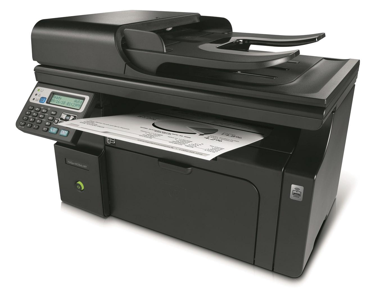 Принтер HP HotSpot LaserJet Pro M1218nfs MFP