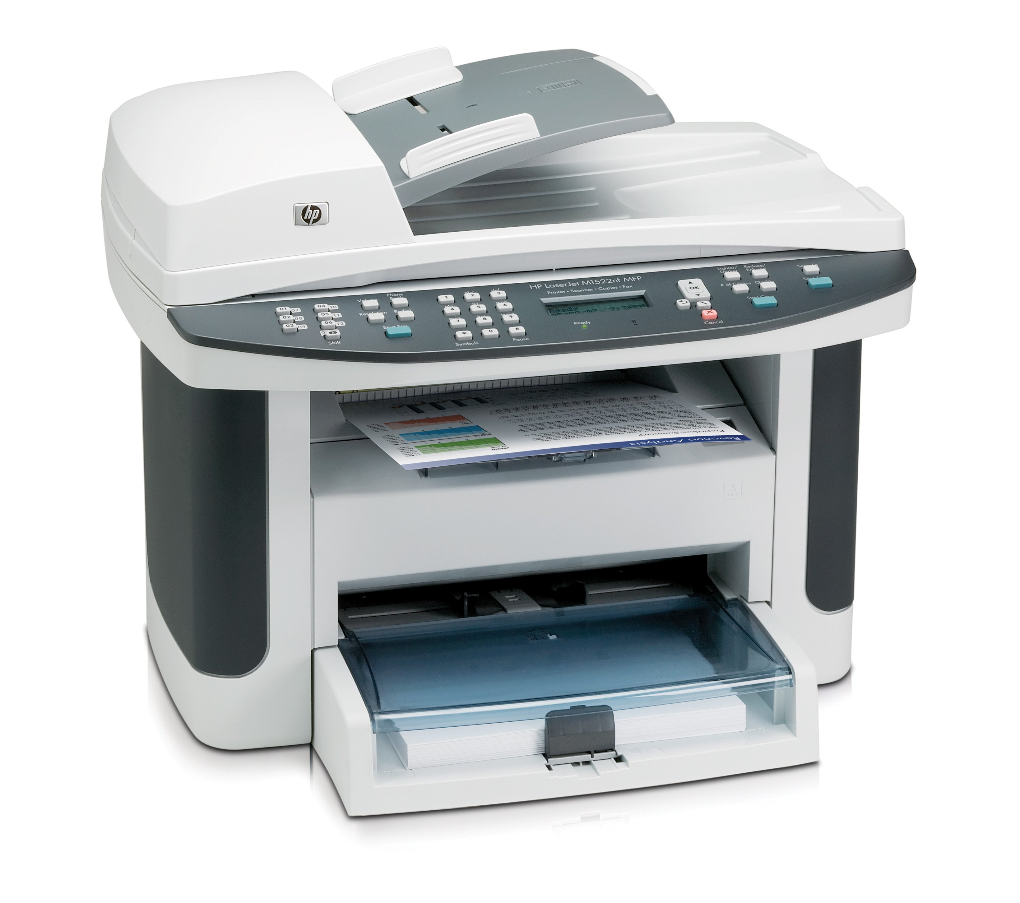 Принтер HP LaserJet M1522nf Multifunction Printer