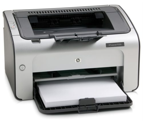 Принтер HP LaserJet P1006 Printer