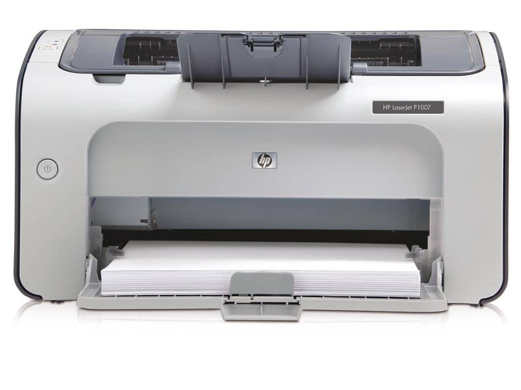 Принтер HP LaserJet P1007 Printer