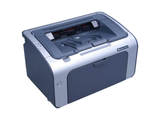 Принтер HP LaserJet P1008 Printer