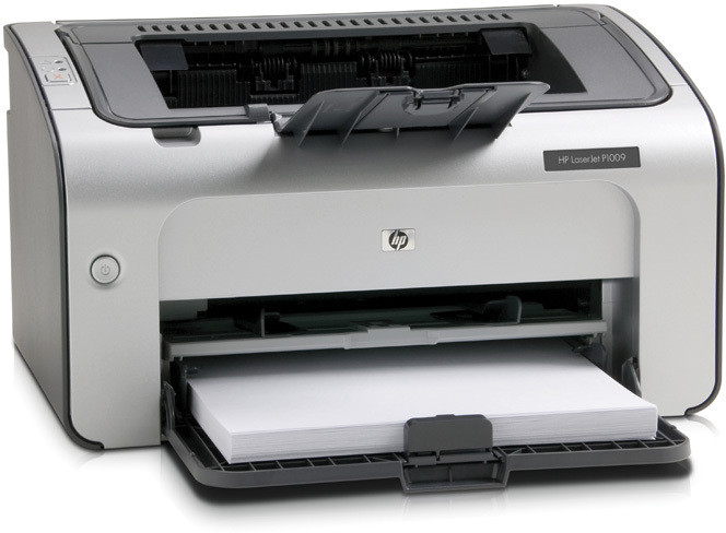 Принтер HP LaserJet P1009 Printer