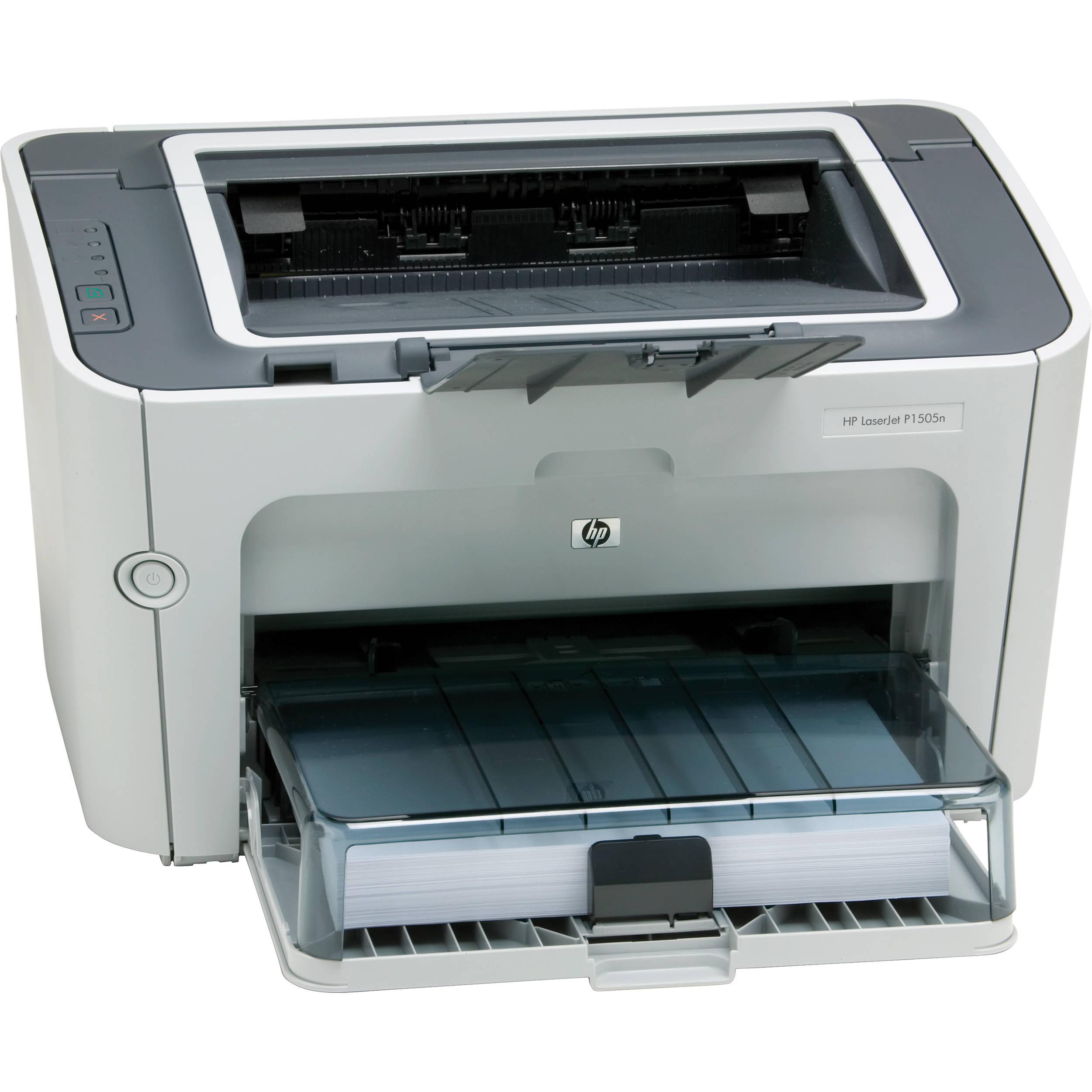 Принтер HP LaserJet P1505n Printer