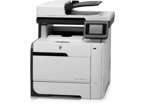 Принтер HP LaserJet Pro 300 color MFP M375nw