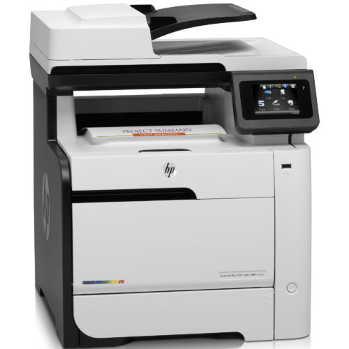Принтер HP LaserJet Pro 400 color MFP M475dn