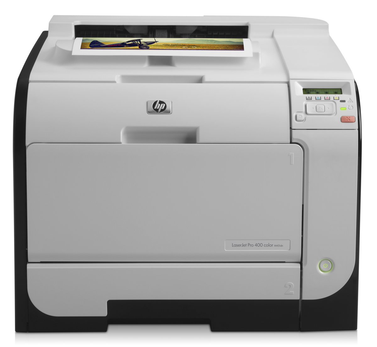 Принтер HP LaserJet Pro 400 color Printer M451dn