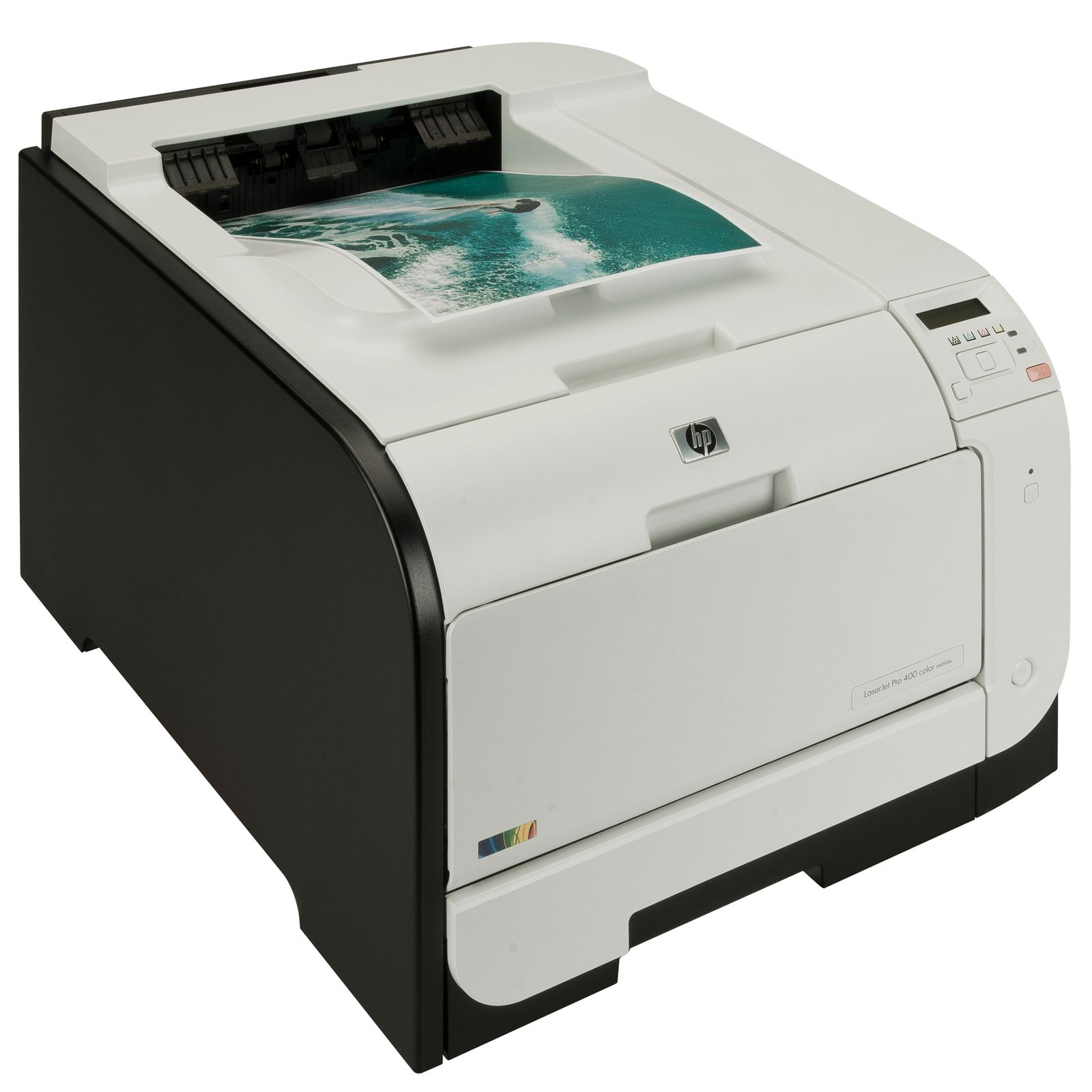 Принтер HP LaserJet Pro 400 color Printer M451dw