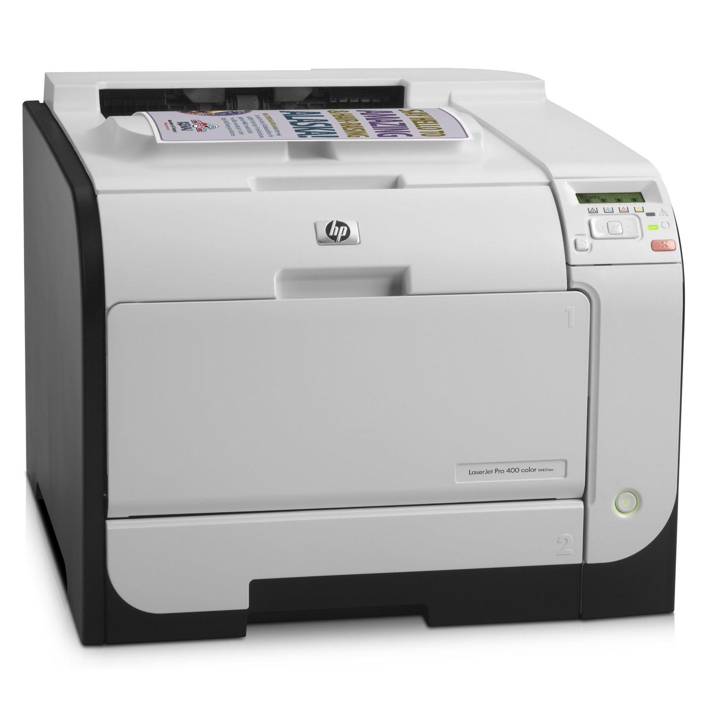 Принтер HP LaserJet Pro 400 color Printer M451nw