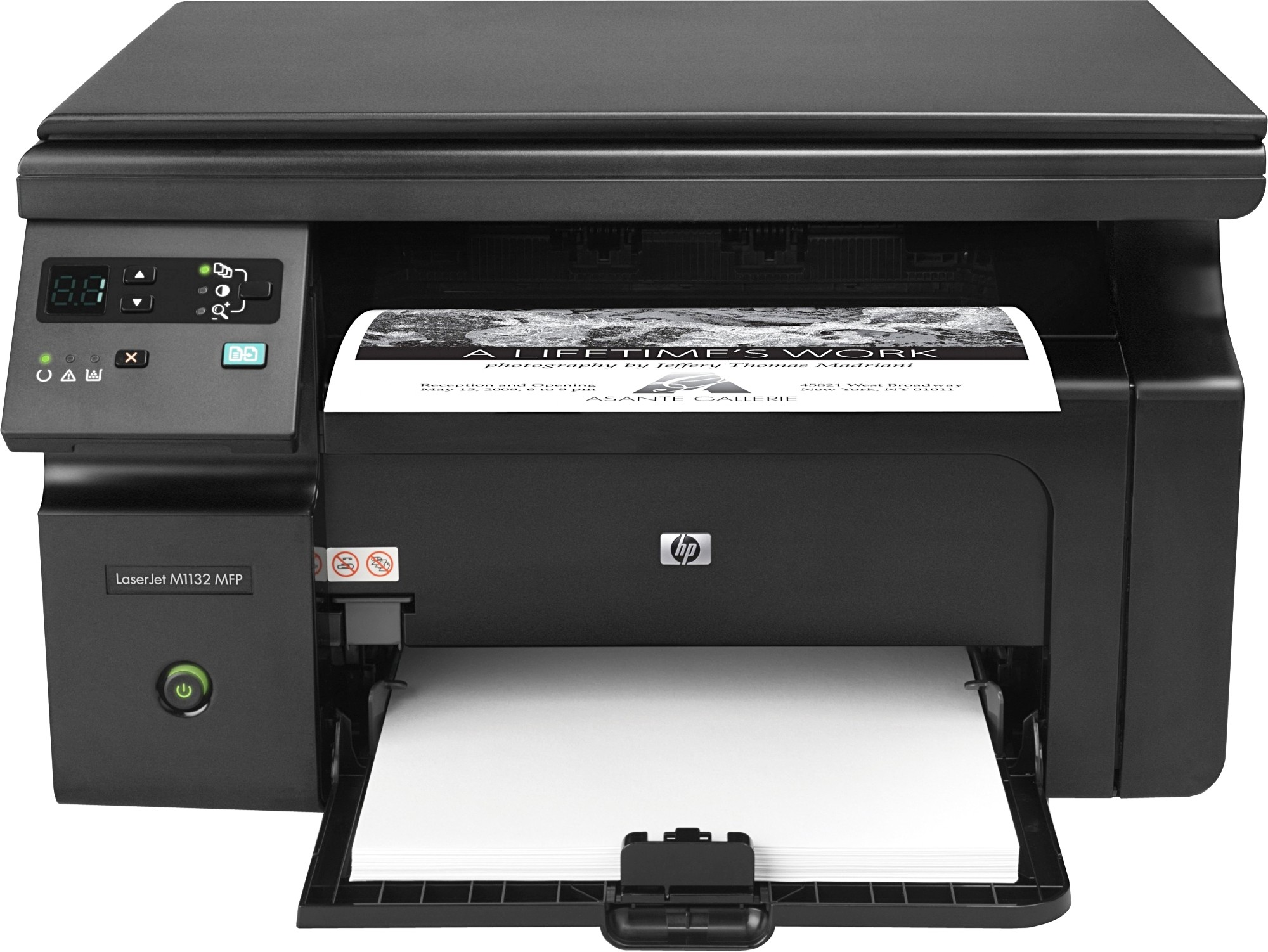 Принтер HP LaserJet Pro M1132 Multifunction Printer