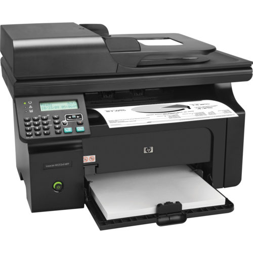 Принтер HP LaserJet Pro M1212nf Multifunction Printer