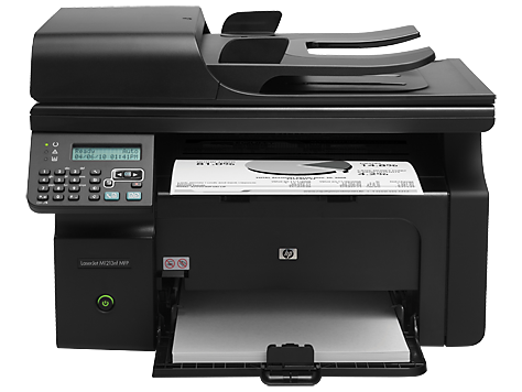 Принтер HP LaserJet Pro M1213nf Multifunction Printer