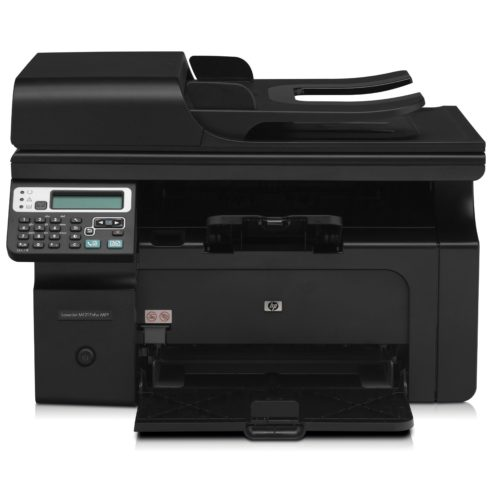 Принтер HP LaserJet Pro M1217nfw Multifunction Printer