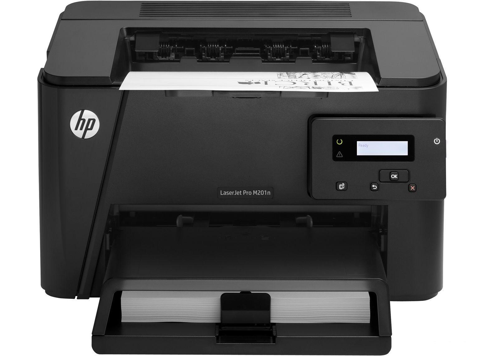 Принтер HP LaserJet Pro M201n