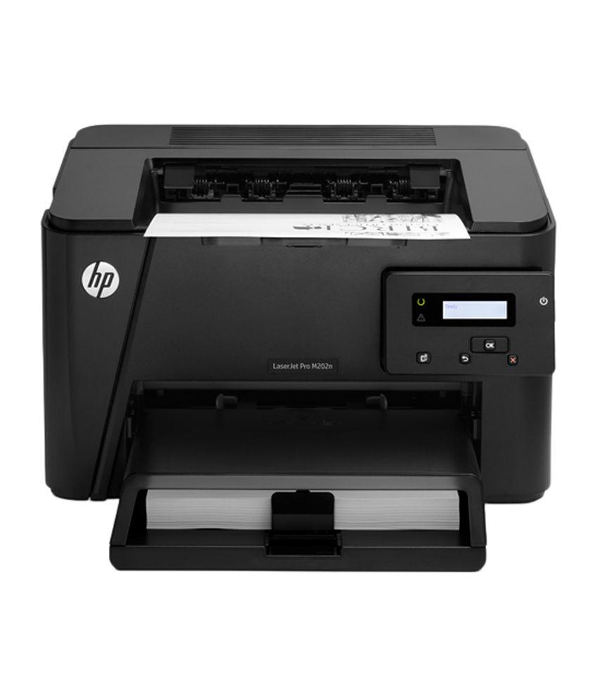 Принтер HP LaserJet Pro M202n