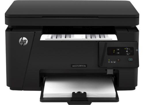 Принтер HP LaserJet Pro MFP M125a