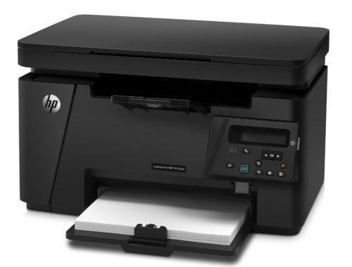 Принтер HP LaserJet Pro MFP M125nw