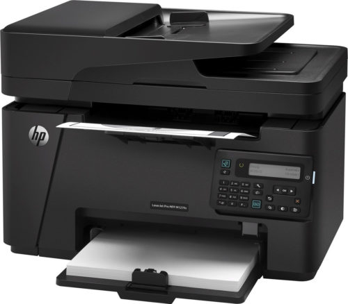Принтер HP LaserJet Pro MFP M127fn